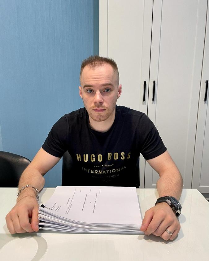 Олег Верняев обжаловал в спортивном суде дисквалификацию, из-за которой не поехал в Токио [фото]