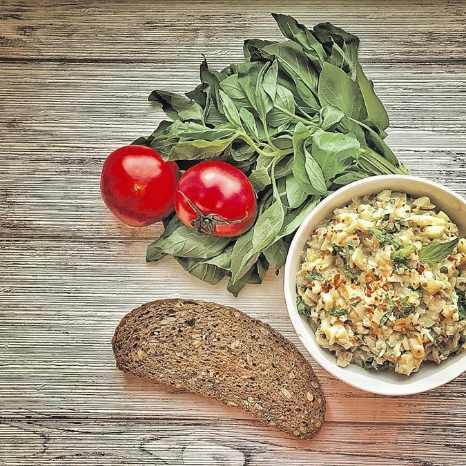Три блюда из полезнейшего шпината фото 3