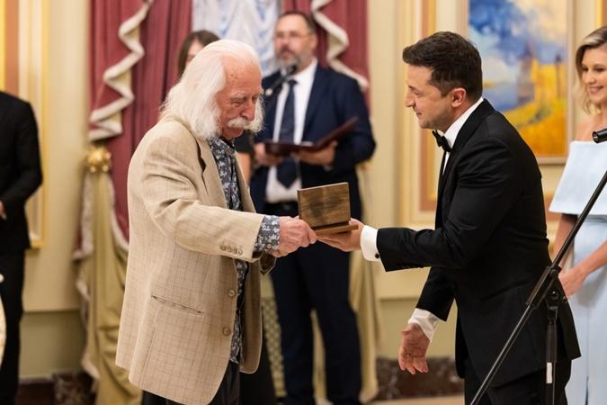 Иван Марчук нацлегенда