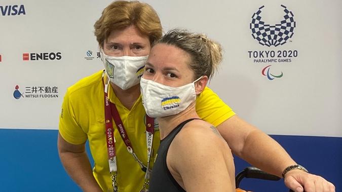 Украинка Мерешко завоевала еще одну медаль на Паралимпиаде-2020