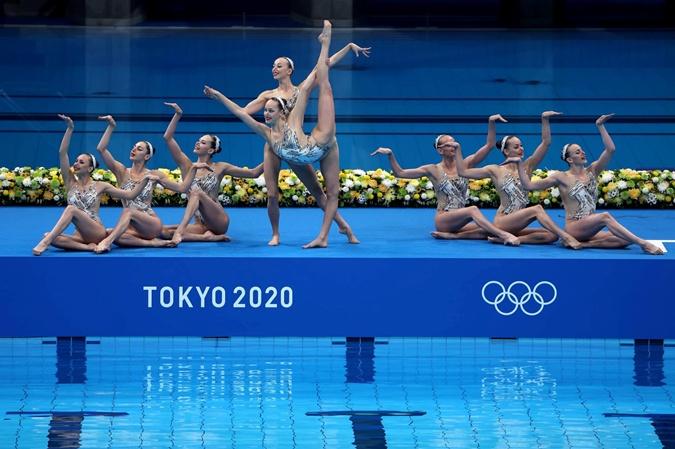 Лучшая синхронистка мира Елизавета Яхно - о бронзе Олимпийских игр, японских антисекс-кроватях и конкуренции в команде