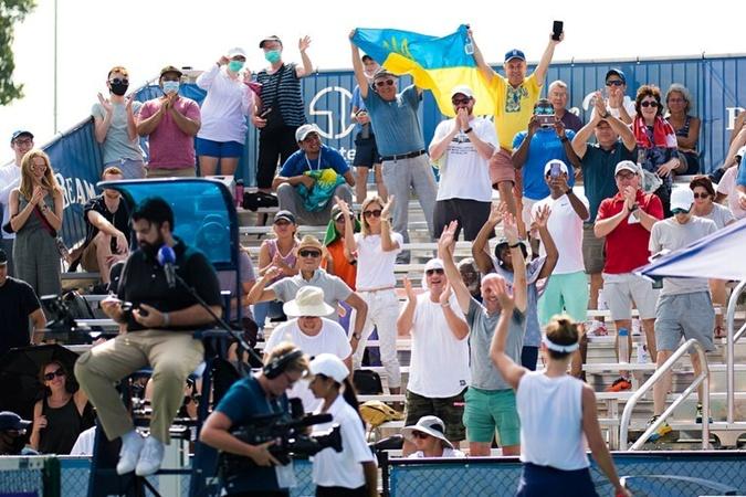 Элина Свитолина, Элина Монфис, Свитолина выиграла, Свитолина в Чикаго, рейтинг WTA, Чикаго украинская община
