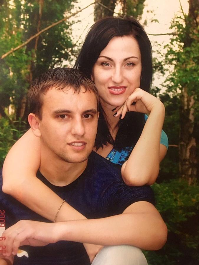 Ксения и Михаил Солонские