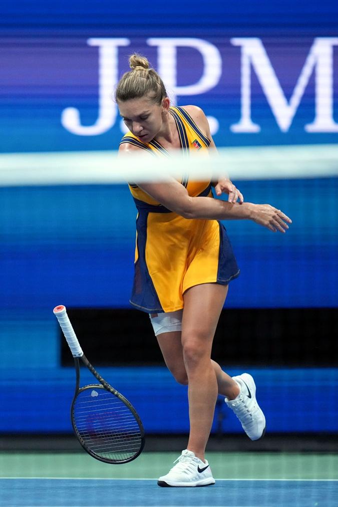 Элина Свитолина вышла в четвертьфинал US Open [фото]