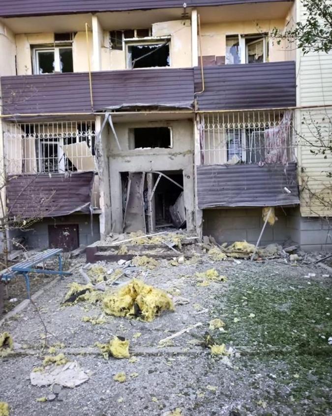 В Луганской области обстреляли сотрудников СБУ, которые собирали доказательства вчерашнего обстрела Трехизбенки фото 1