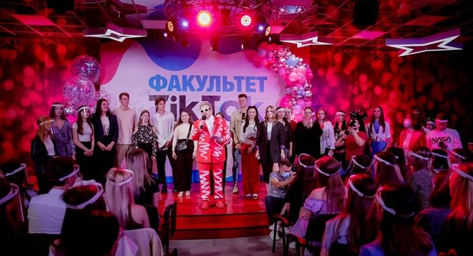 Факт. Михаил Поплавский открыл факультет ТikТоk фото 3