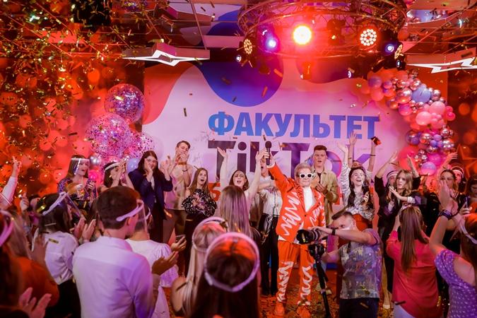 Факт. Михаил Поплавский открыл факультет ТikТоk фото 4