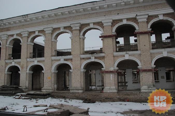 гостиный двор киев