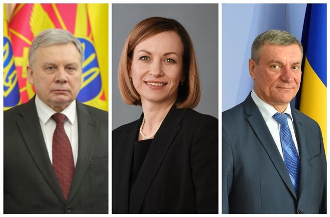 министры украины
