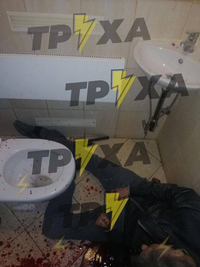 Труп Олега Привалова