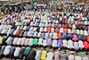 Акции протеста в Нигерии: Тихо, уютно и по-домашнему