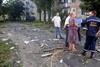 Кошмарный вечерок в Луганске