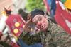 Как там говорится: кто в армии служил, над тем в цирке смеются?