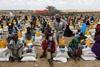 засуха в африке