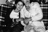 Руслана с мамой  Ниной Аркадьевной Лыжичко