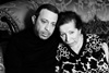 енадий Корбан со своей матерью Викторией Корбан