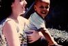 Барак Обама с матерью Стэнли Энн Данхэм
