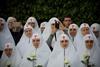 В Киеве состоялся молебен в честь дня Победы
