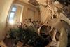 В Днепропетровске расцвел заброшенный дом