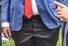 Михаил Саакашвили костюм