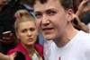 Савченко приехала в Украину