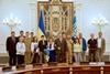 Савченко в администрации президента