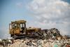 мусорный полигон под Киевом
