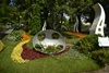 выставка цветов Путешествие в будущее На Певческом поле