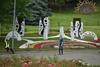 выставка цветов Путешествие в будущее на певчем поле