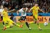 матч Украина Германия на Евро 2016