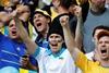 матч украина германия болельщики