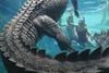 дайвинг с крокодилами в австралии