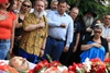 прощальная церемония с оперным певцом Василием Слипаком