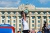 Богатырские игры в Харькове