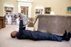Президент  США Барак Обама глазами фотографа Пита Соузы