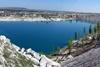 Озеро-карьер Мраморное