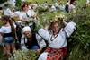 Как в Киеве отпраздновали Ивана Купала