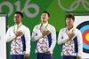 Ку Бон Чан, Ким У Джин и Ли Сюньюн