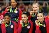 женская сборная по гимнастике