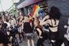 День гей поцелуев в лондоне