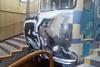 вандалы разрисовали киевский фуникулер