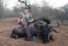 Арианна Гурдин любит убивать животных
