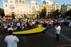 Парад вышиванок в Харькове