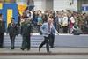 Праздничный парад ко Дню Независимости Украины