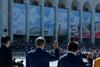 Военный парад в Кыргызстане на 25-летие Независимости