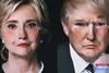 фотожабы на дебаты Клинтон и Трампа