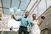 свадебная фотосессия в метро