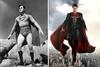 первые супергерои в кино