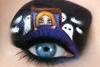 идеи макияжа на хэллоуин
