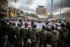 Протест вкладчиков банка Михайловский